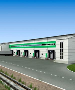 разработка проекта Транспортно – логистического центра в г Алматы